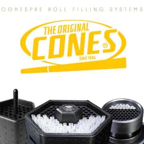 Cones Pre Roll Machines