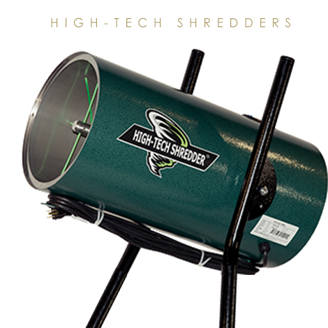 High Tech 110 Cup Shredder