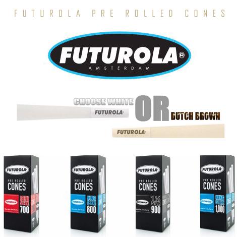 Futurola Pre Roll Cones