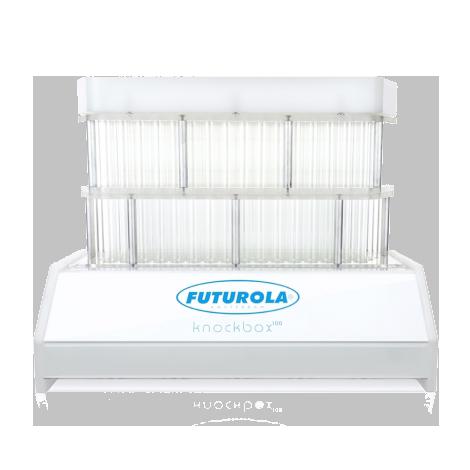 Futurola Knockbox 3 Pre-Rolled Cones-Filling System